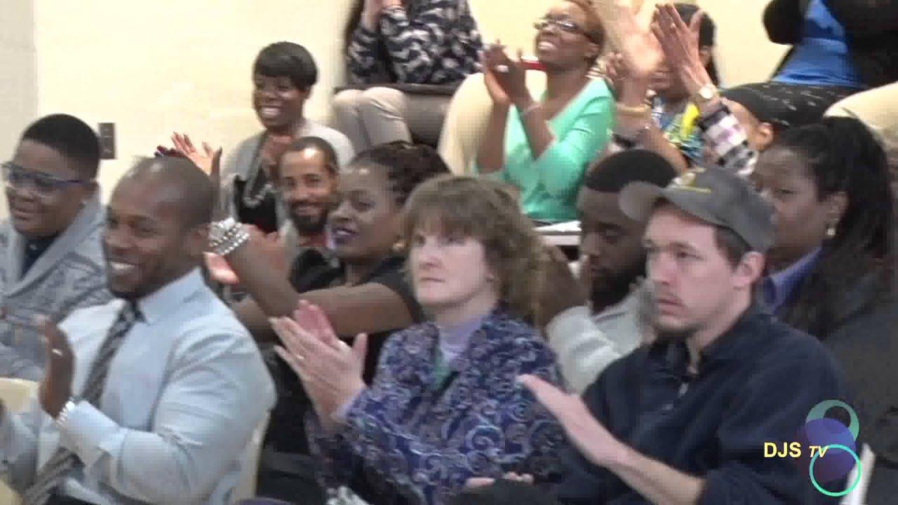 DJS-TV BREAKING NEWS Black History Oratorical BCJJC