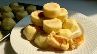 Cách làm bánh dứa bơ (tart dứa) lai rai mỗi ngày - How to make butter pineapple tarts