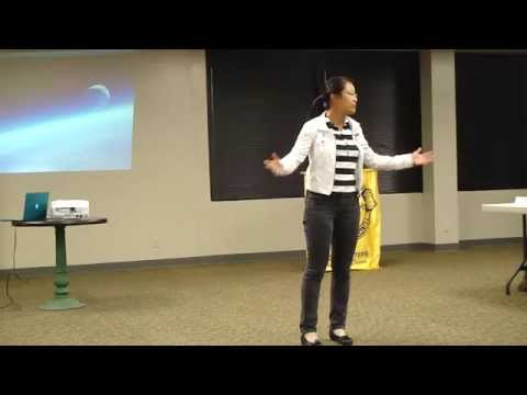 2014-09-09 Video Recording Yourself & Become a Better Speaker