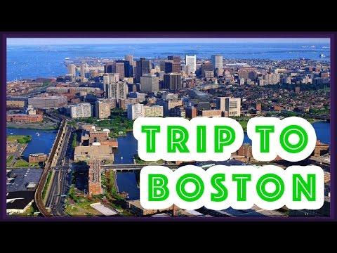 Family Trip to Boston