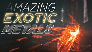 Amazing Exotic Metals | Insanely Fast CNC Machining | Best of May 2019
