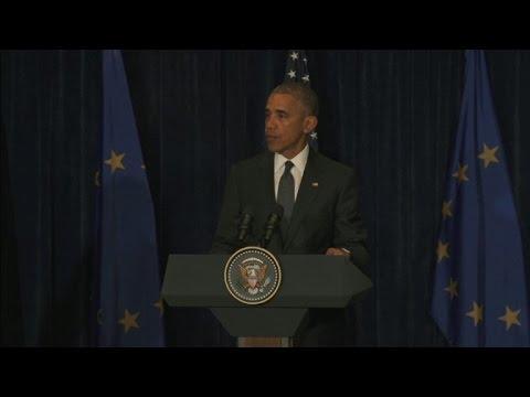 Obama condemns 'calculated and despicable' Dallas attack