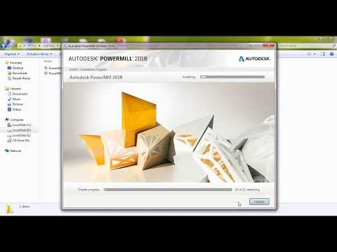WN - how to download delcam powermill 2017 post processor