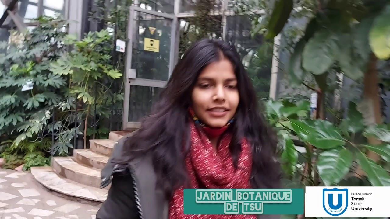 Excursion to the Botanical Garden