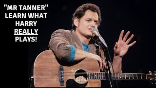 """How to REALLY play """"Mr. Tanner"""" by Harry Chapin.  Free acoustic guitar lesson."""