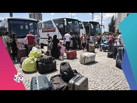 العربي اليوم | ترحيل اللاجئين السوريين من إسطنبول