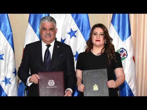 RD y Honduras  sin visas