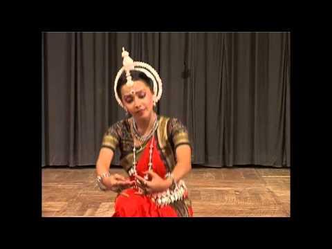 Odissi Dance- Prana sangini re oriya abhinaya) #odissi #classicaldance #namratamehta