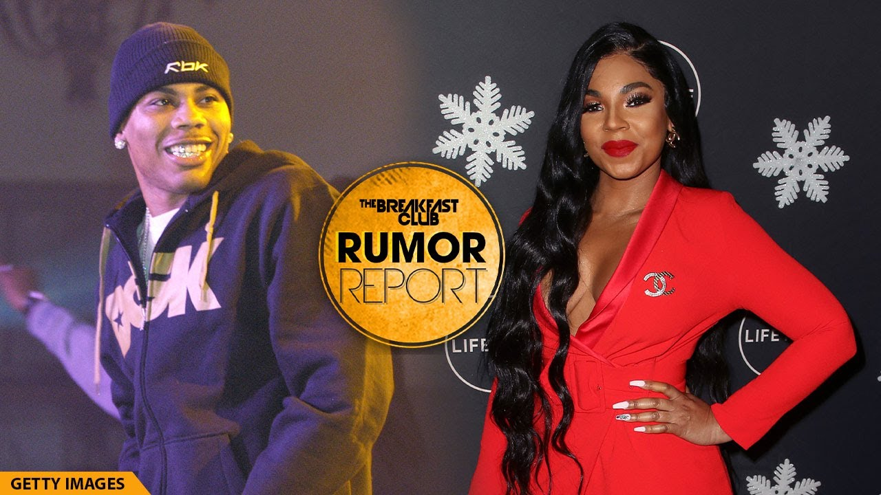 Nelly Speaks On The Hug He Gave Ashanti During Verzuz
