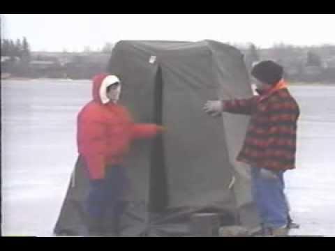 Norseman Ice Tent & Norseman Ice Tent - YouTube