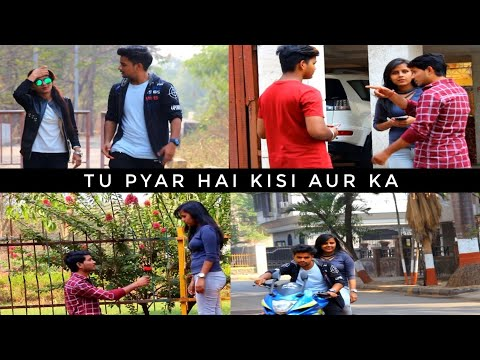 Tu Pyar Hai Kisi Aur Ka || Heart Touching Love Story || K-8  Mafian Mix Song