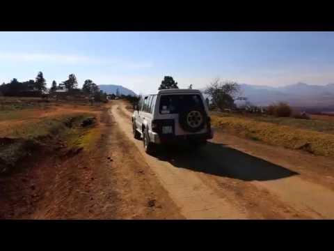 Lesotho Road Trip (Trailer)