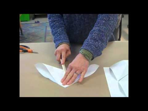 How to Fold a Polyhedron