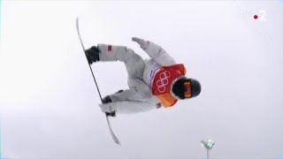 JO 2018 : Snowboard - Halfpipe / Finale Hommes. Le duel final entre Shaun White et Ayumu Hirano