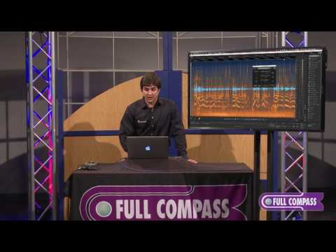 iZotope RX 6 Advanced Audio Post Production Software Utility Suite Overview | Full Compass