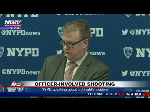 NYPD OFFICER-INVOLVED SHOOTING UPDATE: Det. Brian Simonsen K