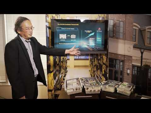 Huawei discusses D-CCAP, single platform for Gigabit Access over Coax or Fiber