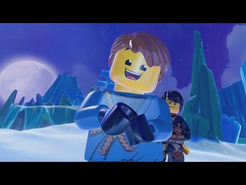 LEGO Ninjago: Shadow of Ronin Walkthrough Part 5 - Caves of Despair & The Obsidian Sword (3DS/Vita)
