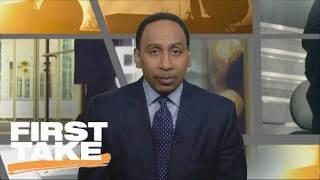 Stephen A. Calls The Celtics 'A Legitimate Threat' To The Cavaliers | First Take | March 2, 2017