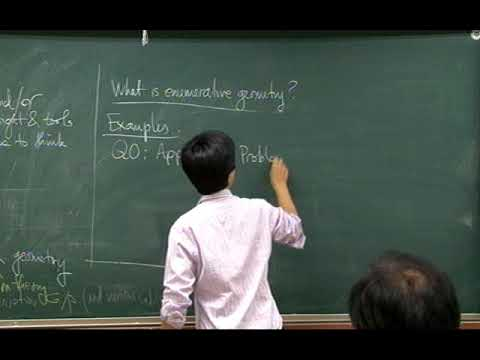 Megumi Harada / Intensive Lectures series(1)- GKM theory and equivariant Schubert calculus 1