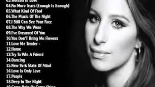 Barbra Streisand Greatest Hits Best Songs Of Barbra Streisand