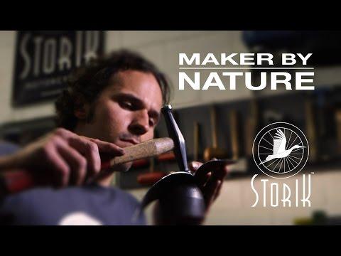 'Maker by Nature' - Storik