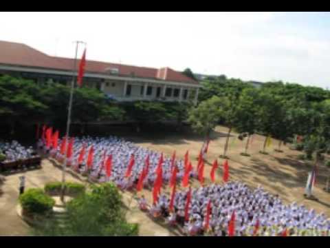 Clip Le Khai Giang truong Chuyen Quang Trung- Binh Phuoc