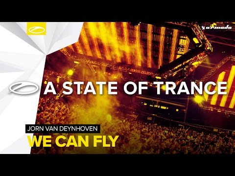 Jorn van Deynhoven - We Can Fly (Extended Mix)