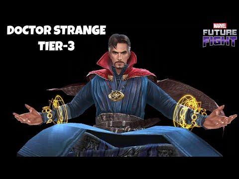 DOCTOR STRANGE TIER 3 Animation   Marvel Future Fight Tamil