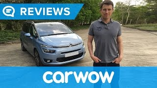 Citroen Grand C4 Picasso 7 Seater 2018 review | Mat Watson Reviews
