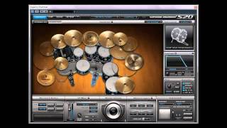 Download Meshuggah - Bleed ( ez drummer /superior drummer ) MP3 song and Music Video