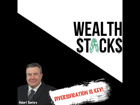 Hubert Senters- The Importance of Diversification