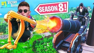 Obtenir une VICTOIRE SEASON 8 Royale in Fortnite (Infinite Lists Live)