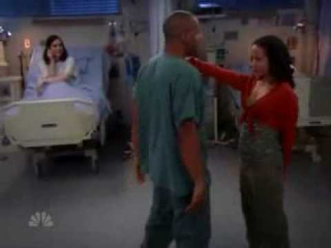 Donald Faison & Judy Reyes  For The Last Time I'm Dominican