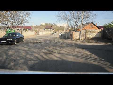 Cel mai rău drum din municipiul Chişinău. Video: Jurnal de Chişinău