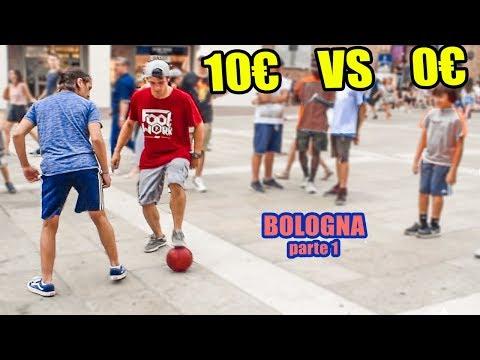 SCOMMETTIAMO SOLDI CON LA GENTE : Bologna 'PARTE1'  feat PirlasV