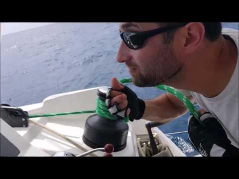 Sailing St. Lucia, Martinique & Dominica on a Catamaran