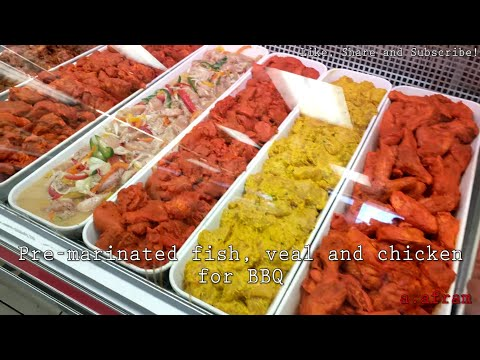 [4K] Pakistani Indian Grocery Shopping at Can-Asia Grocers Maple (Vaughan), Ontario, Canada