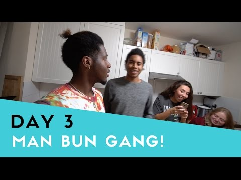22 Days of Adventure | Day 3 - Man Bun Gang!