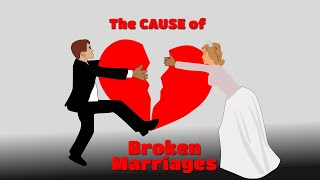 Causes of Broken Marriages | Prevention (Takpo TV)