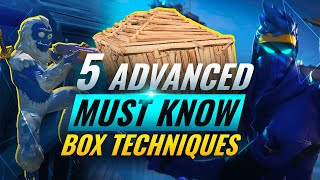 5 GAME-CHANGING Box Fighting Techniques You Need To Learn! - Fortnite Tips & Tricks