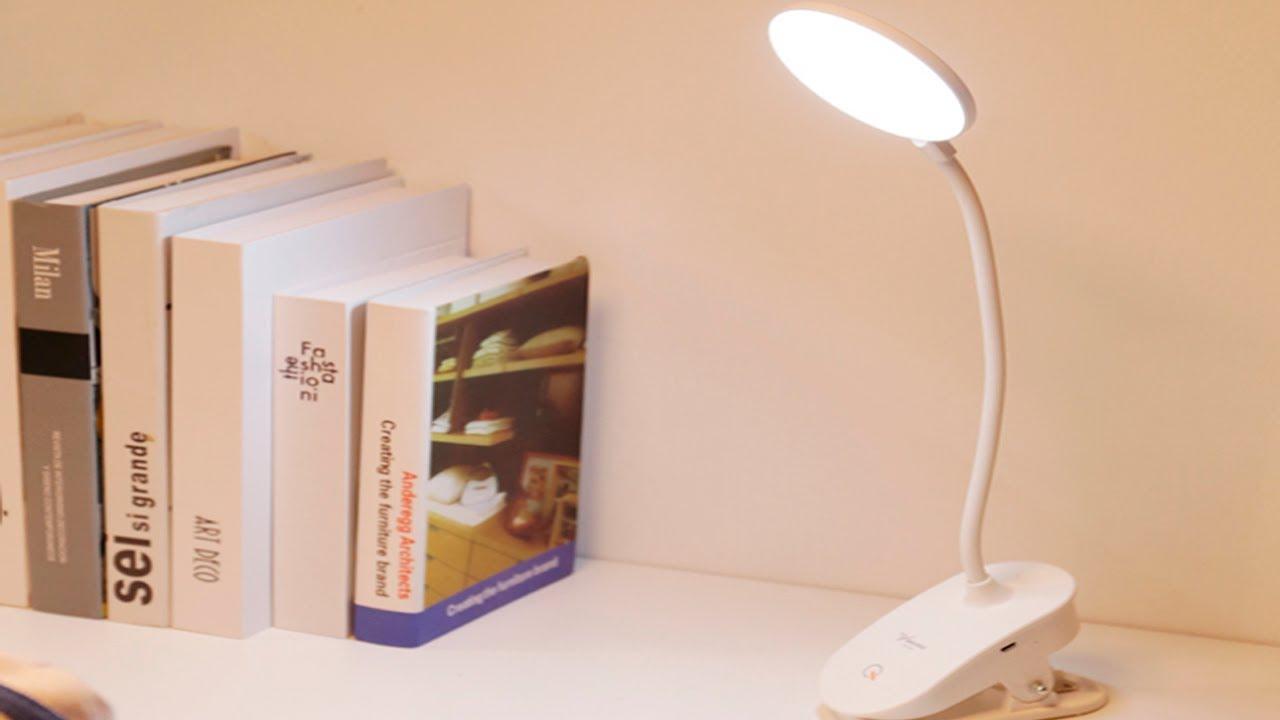 Настольная лампа YAGE YG T101/table lamp c AliExpress - YouTube
