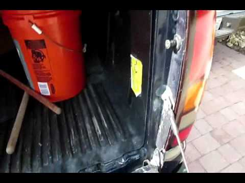 Tailgate Hinge Replace Chevy Truck Doovi
