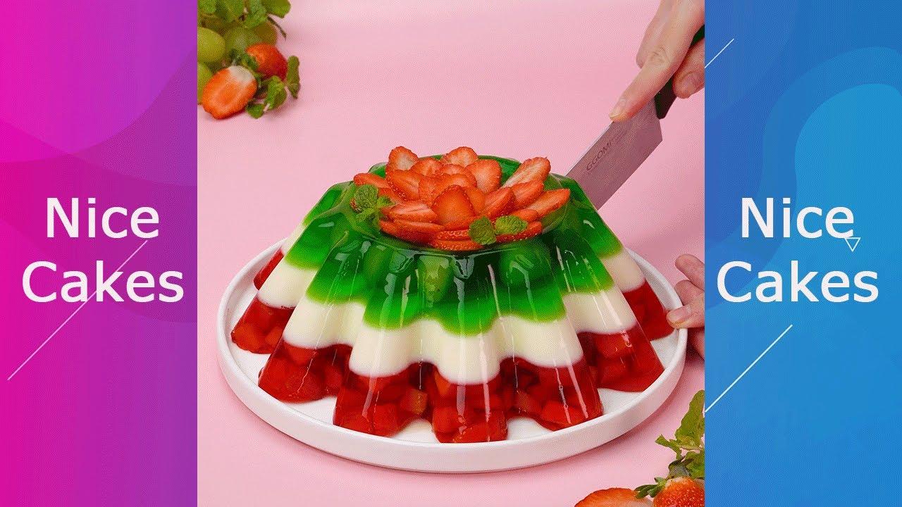 Best Ever Watermelon Jelly Hacks #Yumupcakes