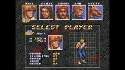 Streets Of Rage 3 - Playthrough (Sega Genesis)