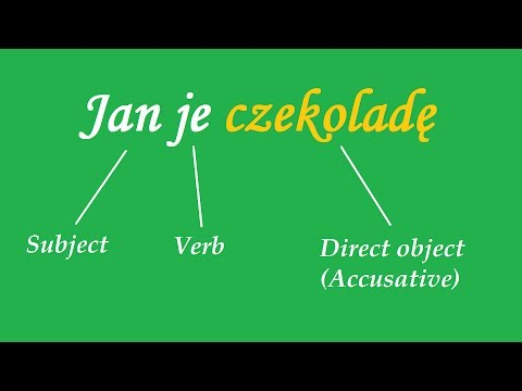 Accusative case in Polish - important grammar lesson