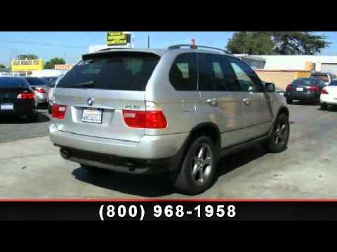 2002 BMW X5 - Used Hondas USA - Bellflower, CA 90706