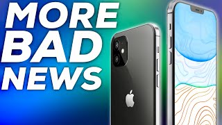 iPhone 12 Leak Suggests Smaller Batteries...