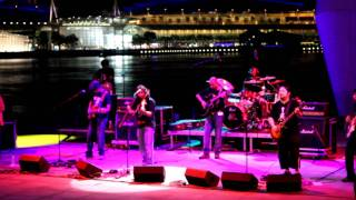 Parikrama playing Open Skies in Esplanade, Singapore