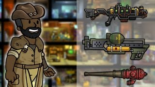 What s Fallout Shelter s Best Weapon Vault Log 1